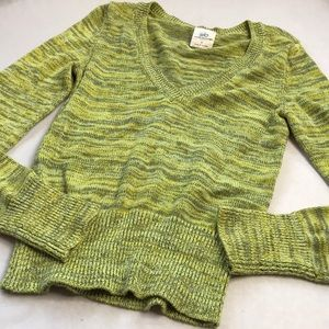 🌱5/$25🌱Green Knit Sweater